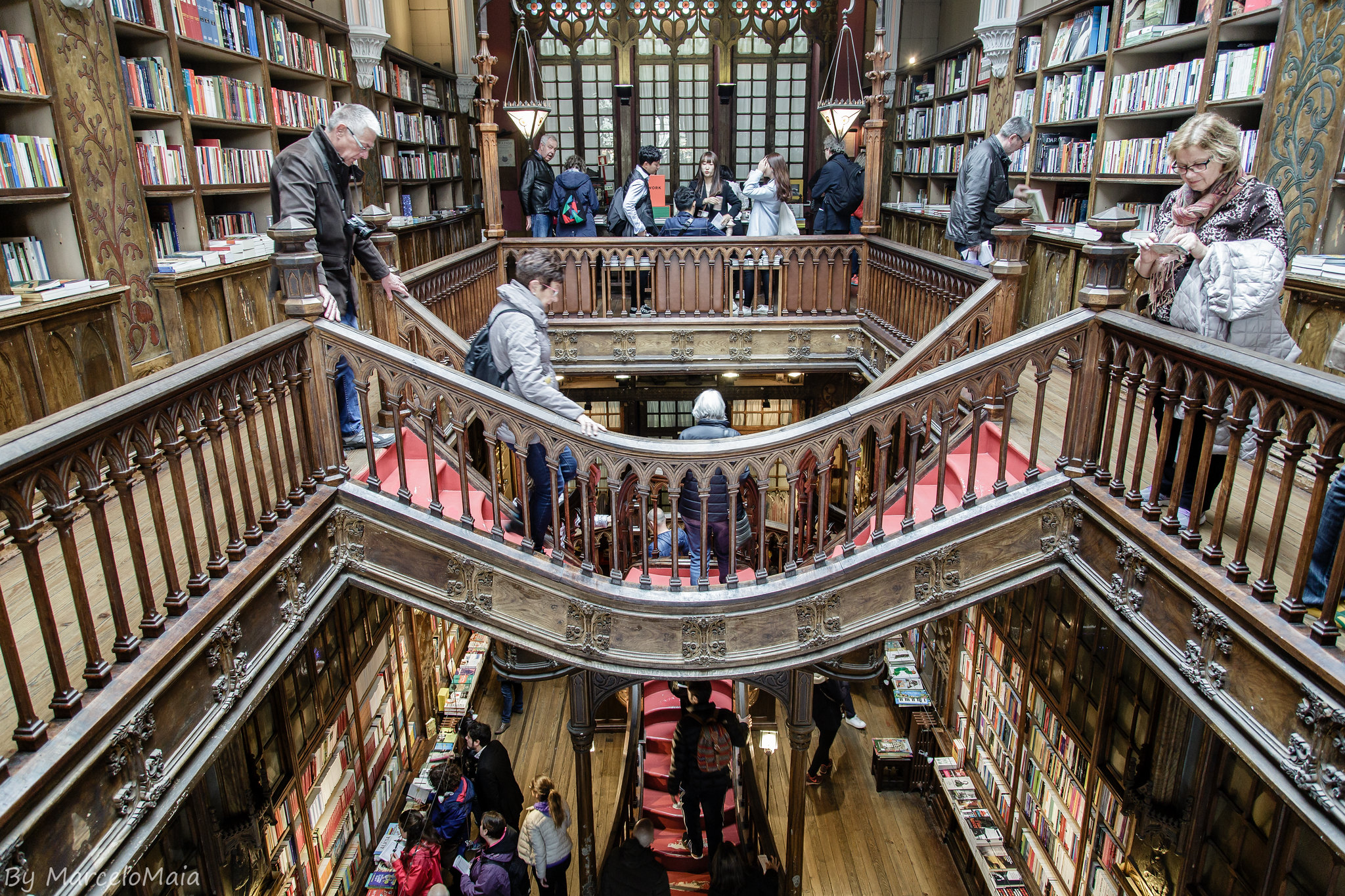 Bookstore Lello - Porto - Portugal