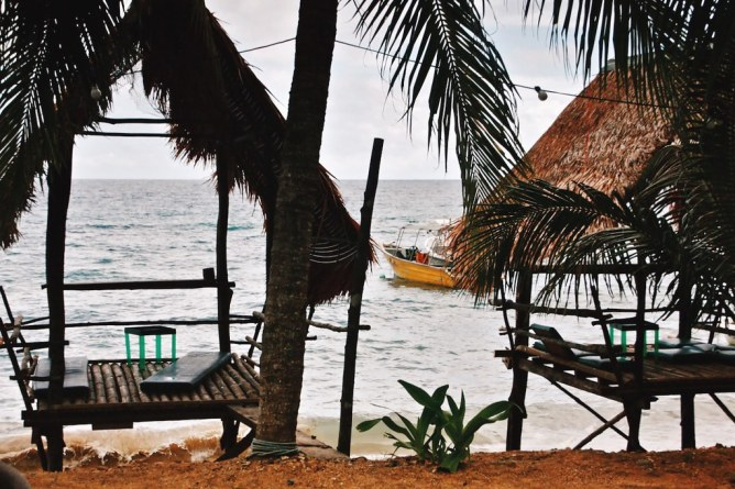 Tioman-saari Malesia