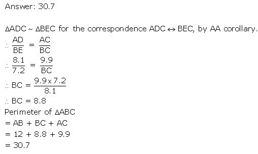 gseb-solutions-for-class-10-mathematics-similarity-of-triangles-ex(6)-6.1
