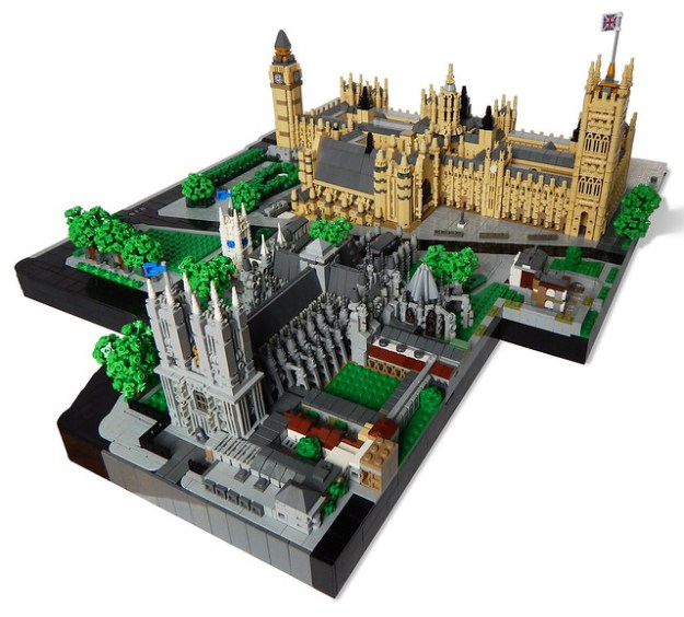 LEGO Westminster World Heritage Site on Flickr