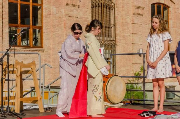 Matsuri - kimono