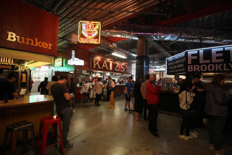 DeKALB Market Hall