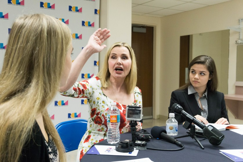 Fun Fact: Geena Davis Took Up Archery When She Was 41 and Two Years Later Was a Semifinalist for the U.S. Olympic Team.