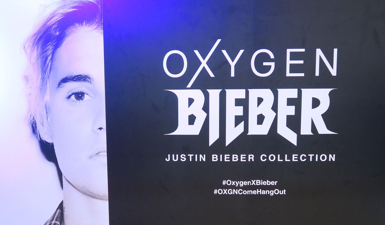 3 OxygenXBieber Collection Launch - She Sings Beauty by Gen-zel