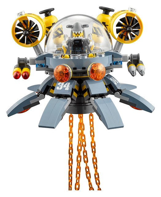 Lego Reveals More Pictures For Upcoming The Lego Ninjago