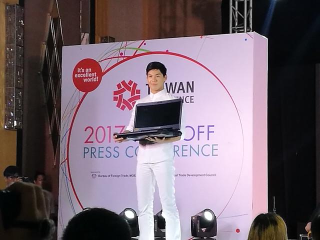 Acer Predator 21 curved-screen laptop