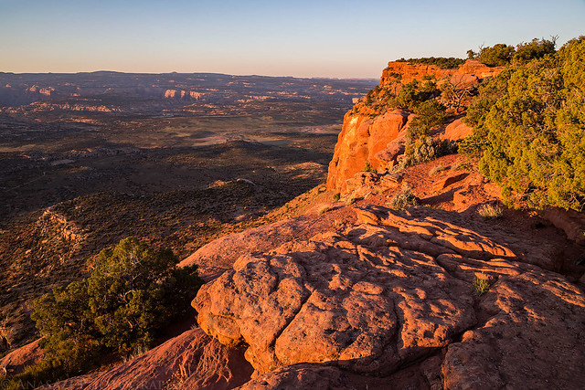 Big Ridge Sunrise