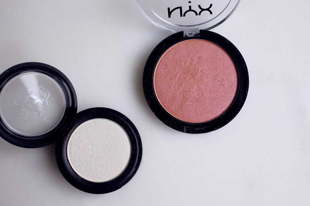 Nyx Duochromatic Illuminating Powder