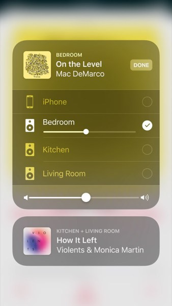 HomeKit iOS11 iPhone