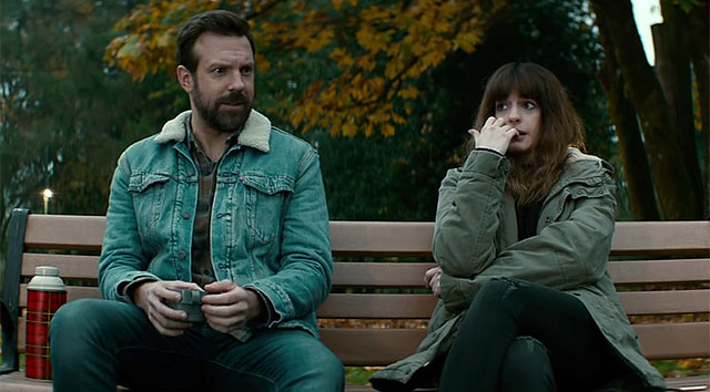 colossal Jason Sudeikis Anne Hathaway