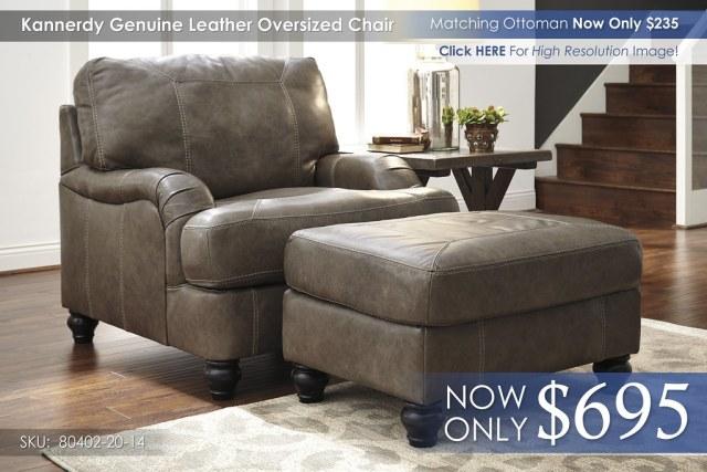 Kannerdy Oversized Chair 80402-20-14