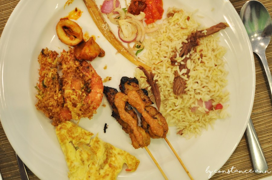 Equatorial Hotel Melaka Ramadhan Buffet 2017