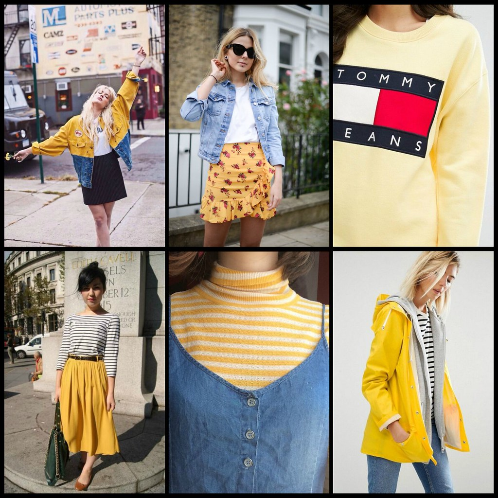 the YELLOW obsession | prettynaive