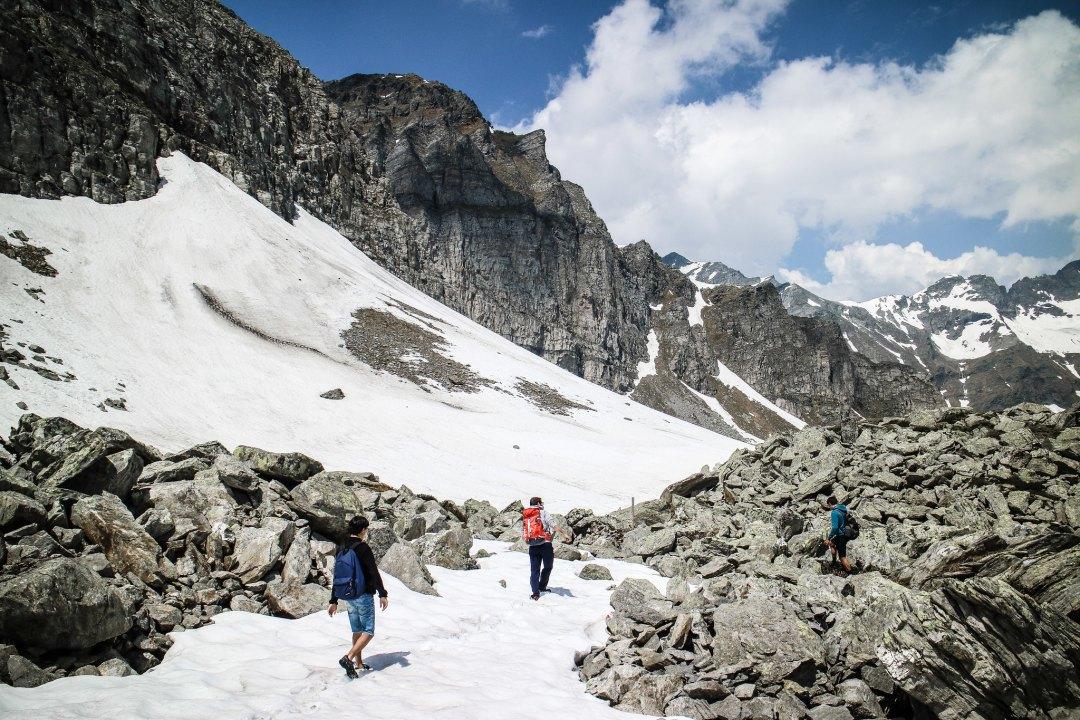 Escursione al Lago d'Avino