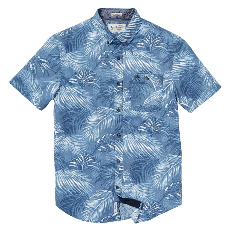 Printed Short Sleeve shirt P3,750
