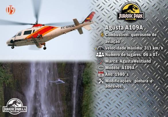 09 Agusta A109A