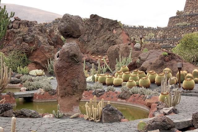 Jardín de Cactus Lanzarote