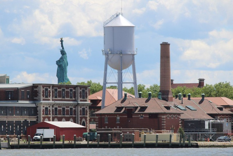 Ellis Island & The Statue of Liberty