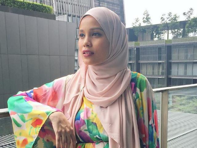 Nadiya Nisaa...pelakon utama Kecoh-Kecoh Raya di TVi