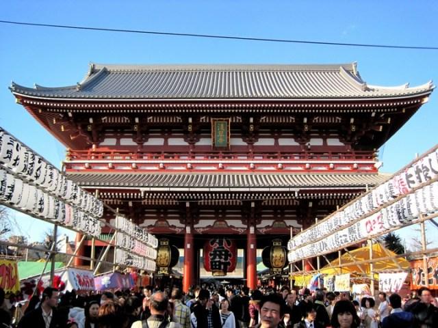 Que ver en Tokio en 4 días.