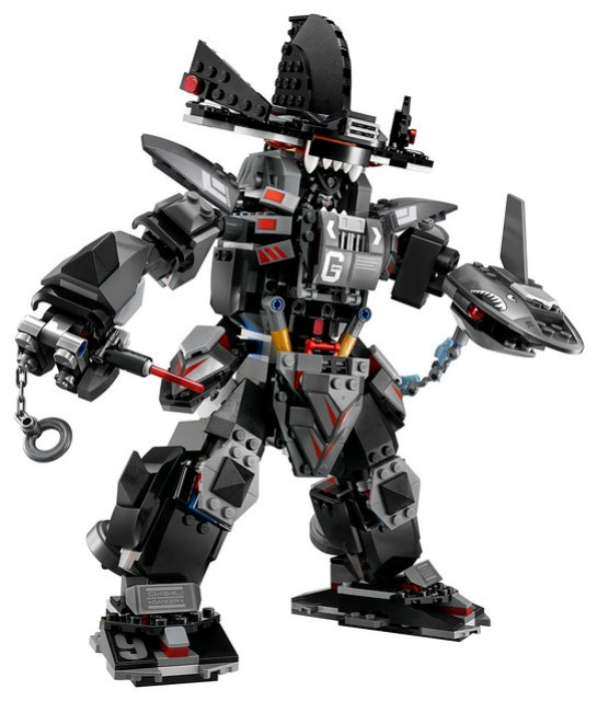70613 Garma Mecha Man