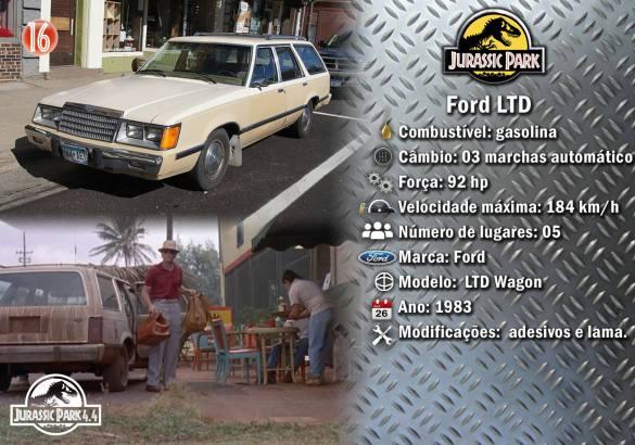 16 Ford LTD