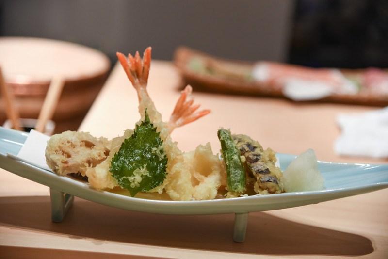Nami Review Of New Japanese Restaurant In Shangri La