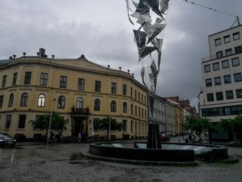 Oslo -- St Olavs Plass