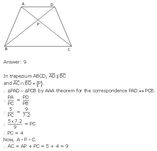 gseb-solutions-for-class-10-mathematics-similarity-of-triangles-ex(6)-6.9