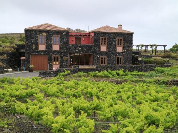 Casa del Volcan en La Palma
