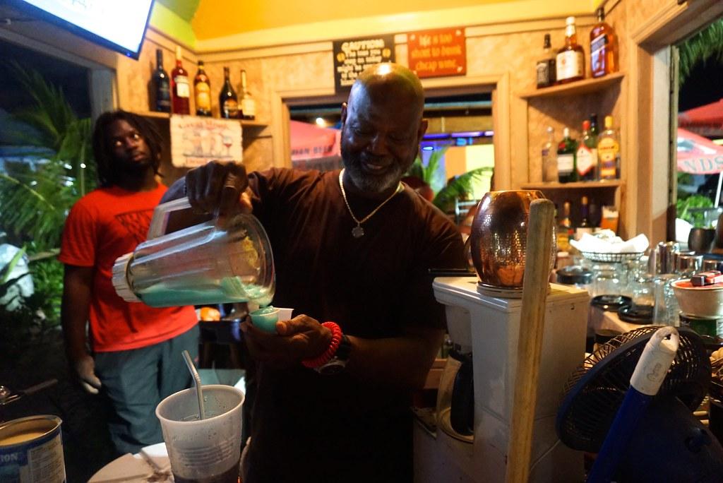 grand bahama island bar