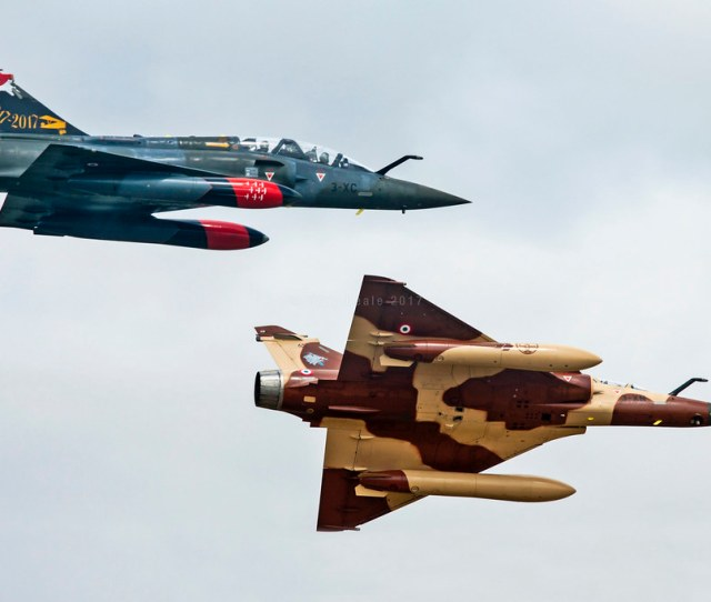 Faf Dassault Mirage 2000d  Xc Couteau Delta Display Team