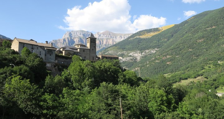Torla in Ordesa Valley