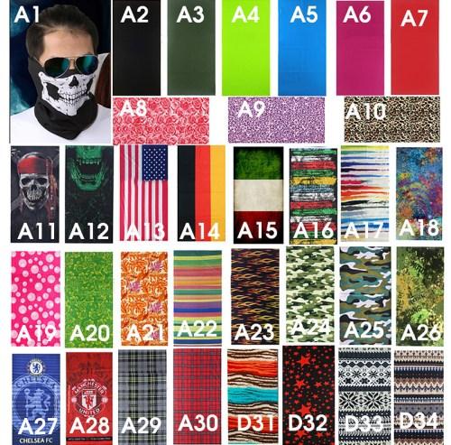 khăn phượt đa năng tự chọn nhiều màu nhiều mẫu Cần Thơ