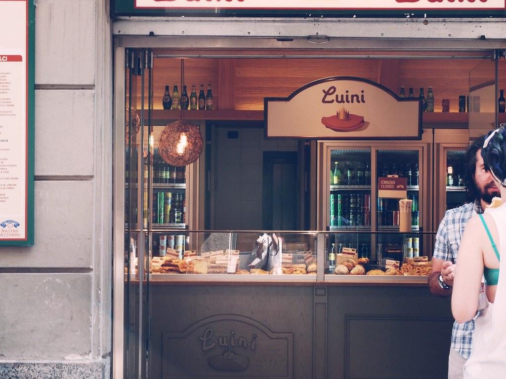 Luini, Milan