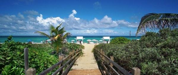 Miami South Beach, Florida | This photo was taken with a ...