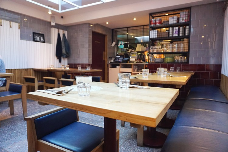 Rosa's Thai Cafe in Islington | gluten free Rosa's Thai Cafe
