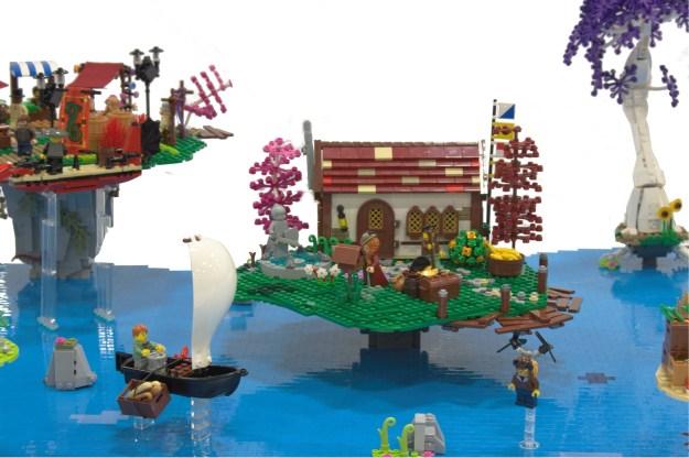 Wanderer's Islands
