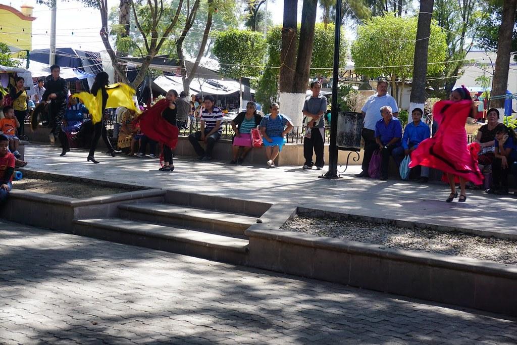 oaxaca mexico dancing