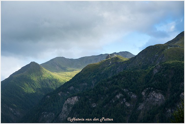 Voel me bevoorrecht dat ik even deel mag uitmaken van dit gigantisch mooie landschap.