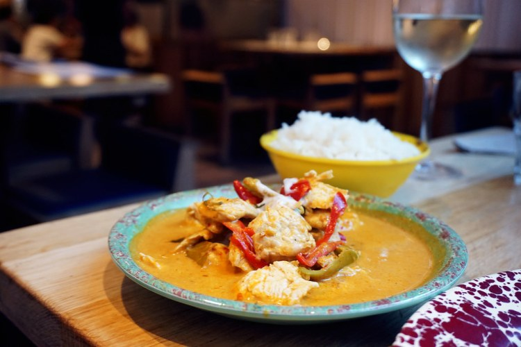 Rosa's Thai Cafe | gluten free Islington guide