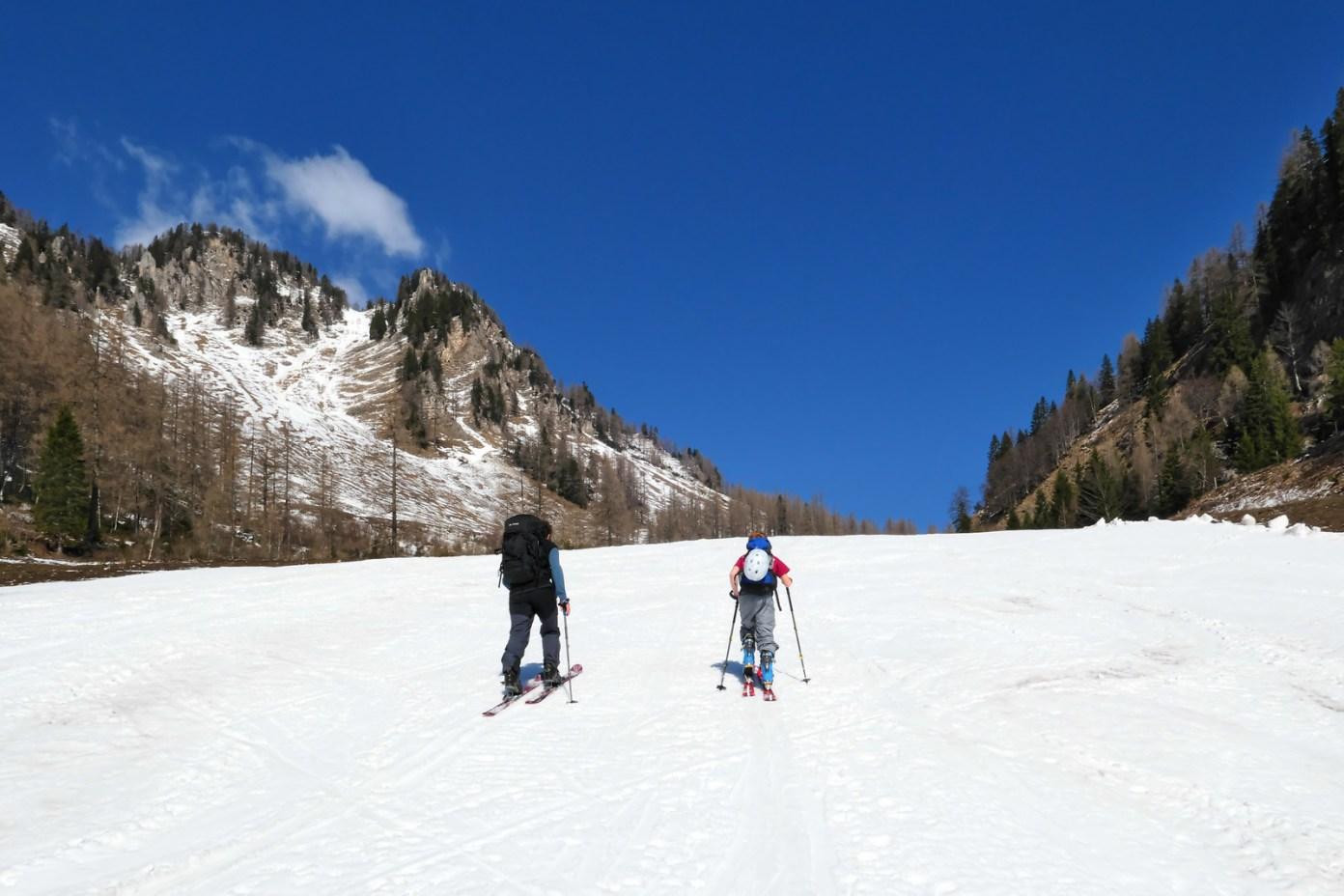 Konečně na lyžích