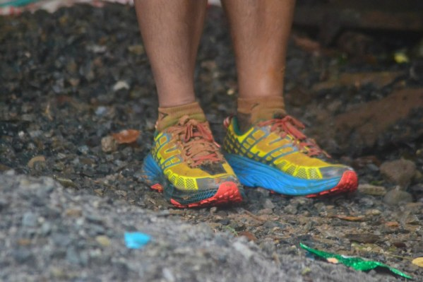 Trail Weaponry at its Finest - Hoka One One Speedgoat 2