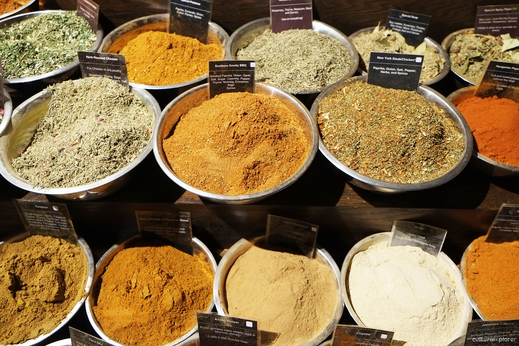 Spices and Teas Chelsea Market