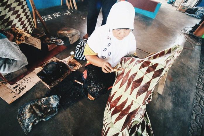 Batik Tulis Pakidulan