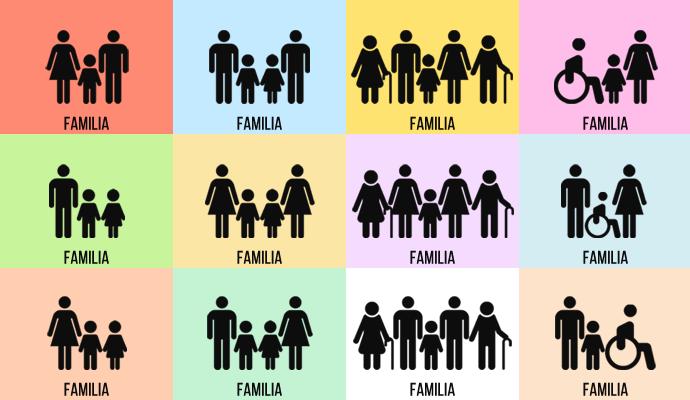 Algunos posibles modelos de familia