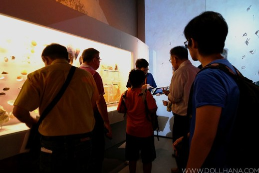 Lee Kong Chian: Museum of Natural History free tour