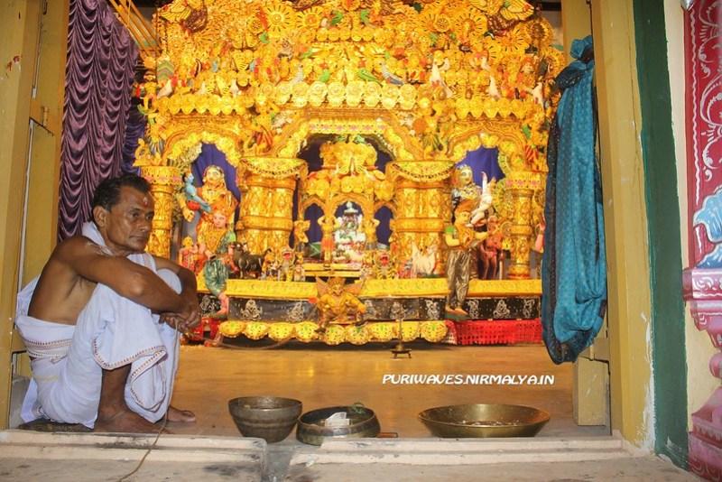 The Monsoonal Swing-Festival of Lord Jagannath - Jhulan Yatra