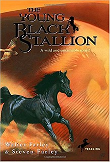 The Young Black Stallion by Walter and Steven Farley