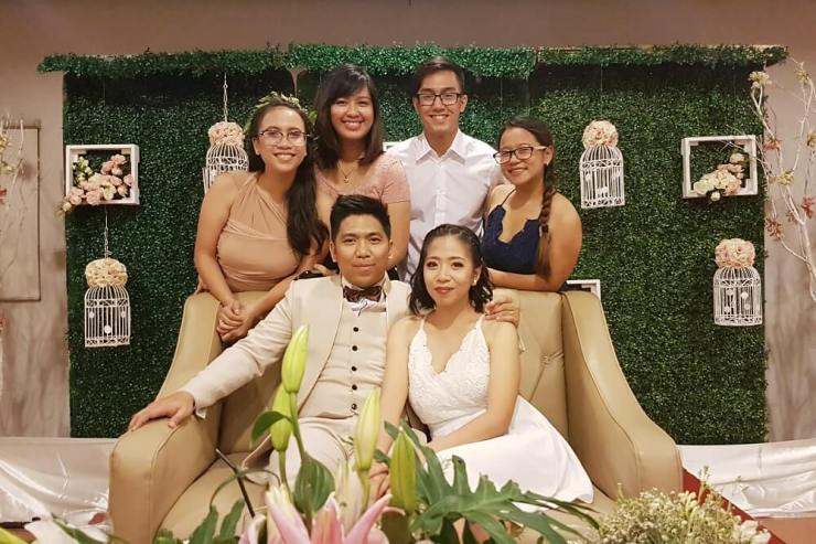 Iris and Yong's Wedding
